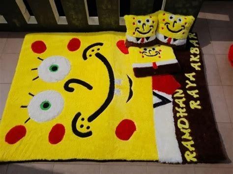 Karpet Karakter Motif Sapi karpet karakter spongebob foto 2017