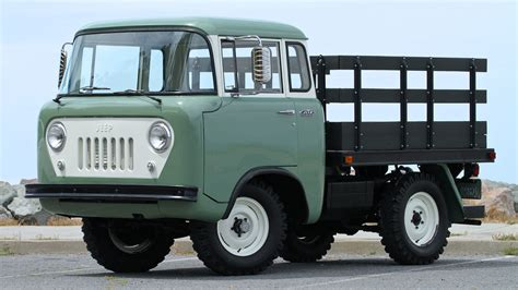 stake bed truck 1957 willys jeep stake bed truck t137 monterey 2015