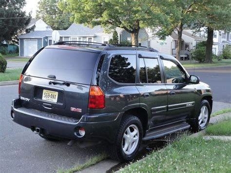 2004 gmc envoy xl sle sport utility 4d pictures and videos kelley blue book purchase used 2004 gmc envoy sle sport utility 4 door 4 2l in middlesex new jersey united