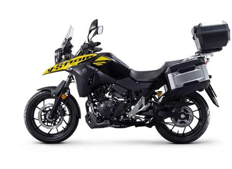 Motorrad Suzuki 250 by 2018 Suzuki V Strom 250x Review Totalmotorcycle