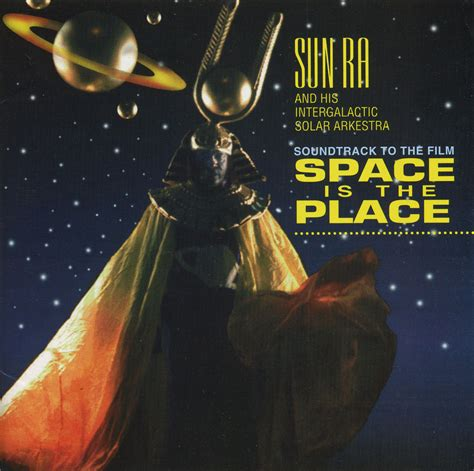 A Place In The Universe Sun Ra Retro Vintage Modern Hi Fi Sun Ra Space Is The Place