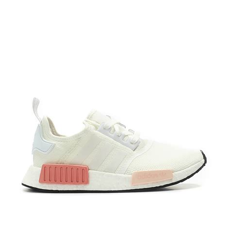 adidas originals nmd r1 icy pink white by9952 shoes topatrainers