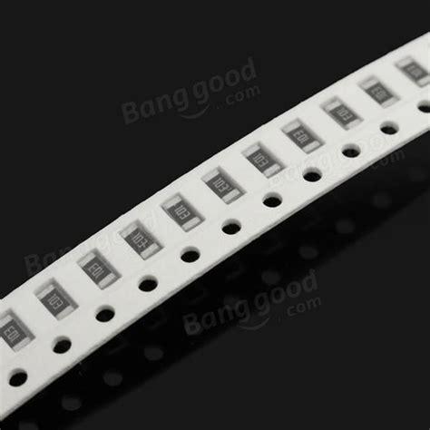 500pcs 1206 Smd Resistor 1 4 7 Ohm 500pcs 5 1206 smd resistor 25 values 620r 12k ohm