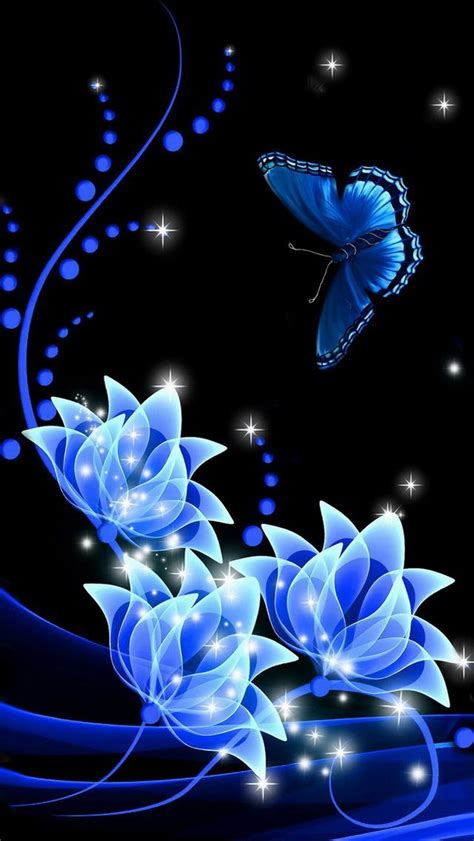 wallpaper iphone 6 butterfly iphone wallpapers background lock screens blue butterfly