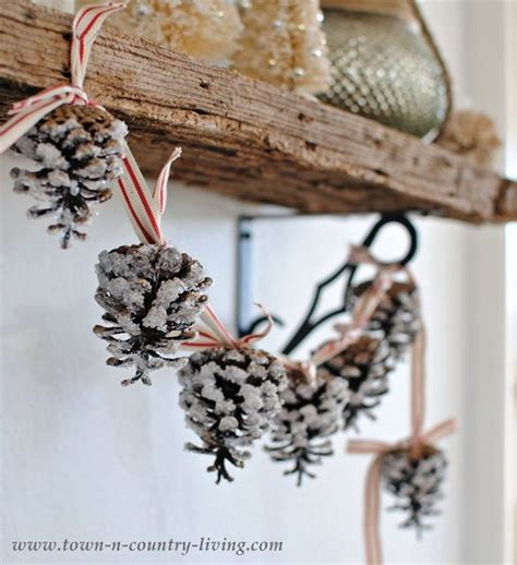 diy decorations with pine cones 30 festive diy pine cone decorating ideas hative
