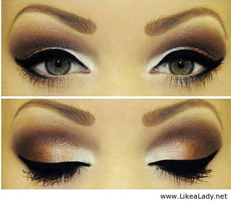 eyeliner tutorial for green eyes 13 beautiful green eye makeup ideas and tutorials pretty