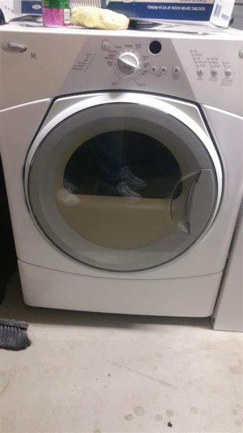 whirlpool pedestal whirlpool laundry pedestal for sale classifieds