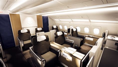 airbus a380 class cabin aircraft interiors priestmangoode
