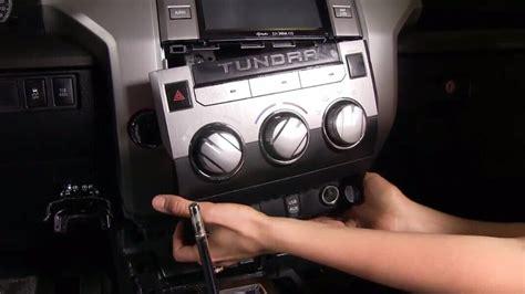 toyota tundra stereo upgrade simple steps to upgrade 2014 toyota tundra radio car