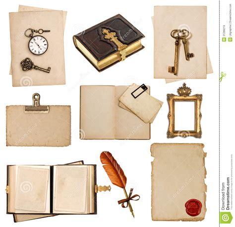 vintage home decor accessories stock photos freeimages com antique clock key postcard photo album feather pen