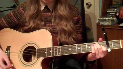 tutorial guitar everything has changed everything has changed taylor swift ed sheeran guitar