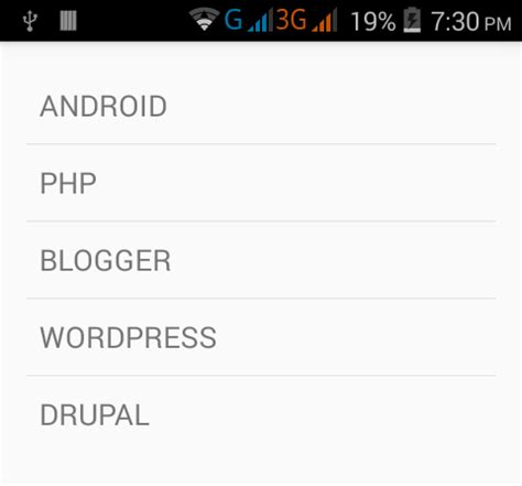 Android Layout Height Listview | change listview row item height in android