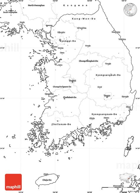 korea map coloring page south korea map coloring pages