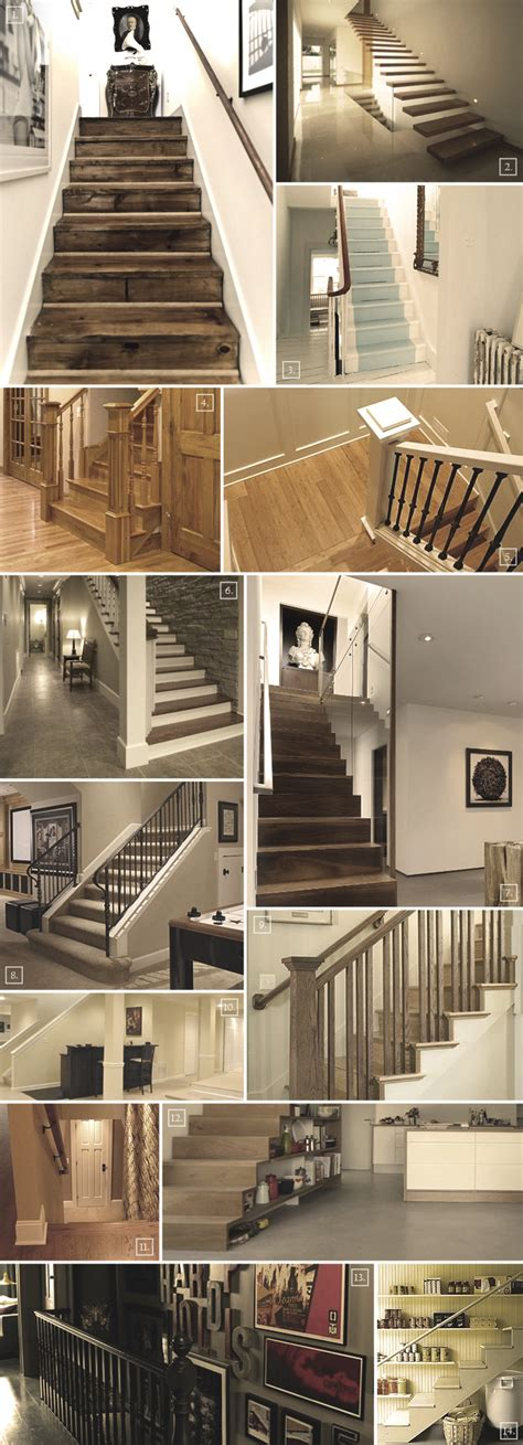 ideas for a basement staircase designs railings storage
