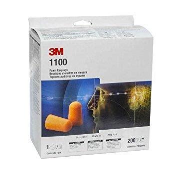 Earplug 3m 1100 3m 1100 uncorded disposable earplug end 12 5 2022 11 15 am