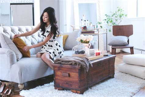 How To Dress A Small Living Room by Fashion Style Tips And Diy