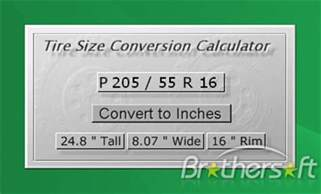 Truck Tire Size Calculator Tire Size Calculator Compare Tire Sizes Autos Weblog