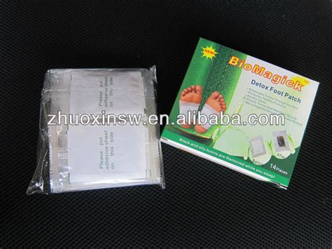 Biomagick Detox Foot Pads Review by High Quality Oem Detox Foot Pads Buy Foot Pads Detox