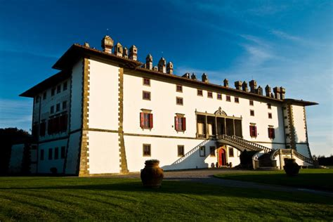 Villa Dei Cento Camini by Villa La Ferdinanda Villa Artimino Carmignano Prato