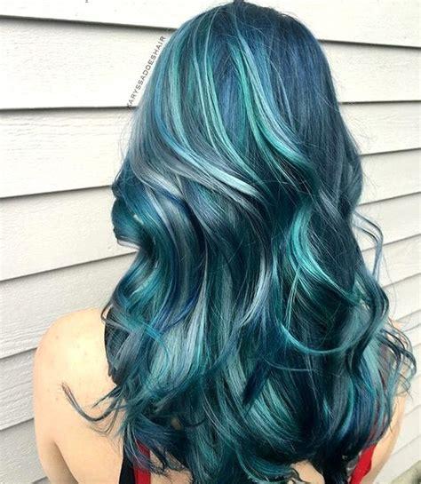 silver blue hair on pinterest lemon hair highlights 1000 ideas about blue hair highlights on pinterest