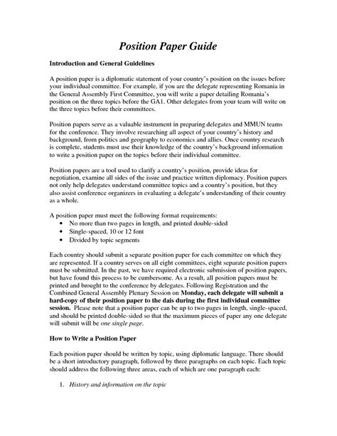 exles of research paper proposals best photos of research paper template research