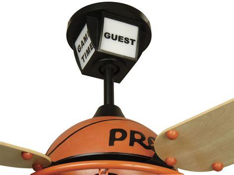 prostar basketball ceiling fan by craftmade international