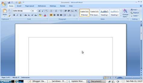 cara mudah install office 2007 bajakan di ubuntu akh fauzy