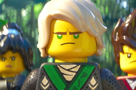 ninjago film lego ninjago movie trailer comic con delivers new footage