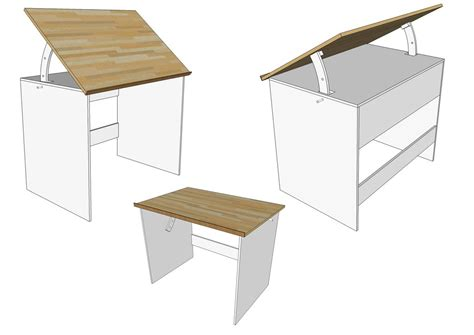 drafting table plans pdf pics for gt drafting table plans pdf