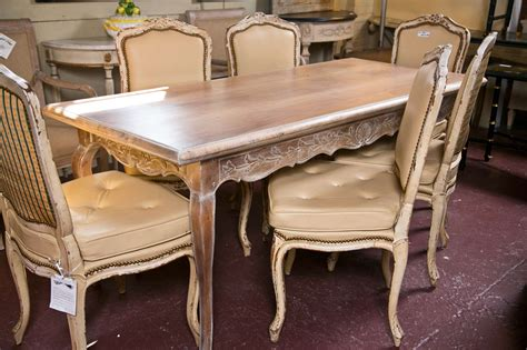 french provincial style dining table  stdibs