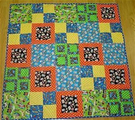 Simply Quilt by Simply Squares Baby Quilt Favequilts