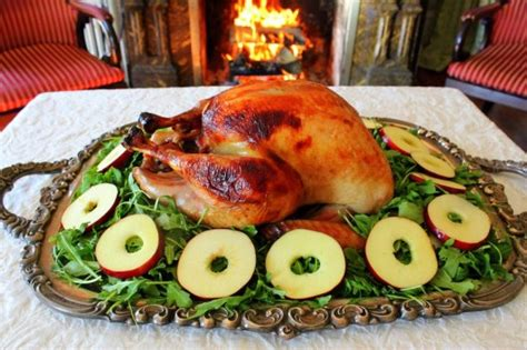 tips  decorating  turkey platter kevin lee jacobs