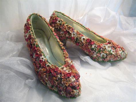 shoes for flower flower shoes iridium productions
