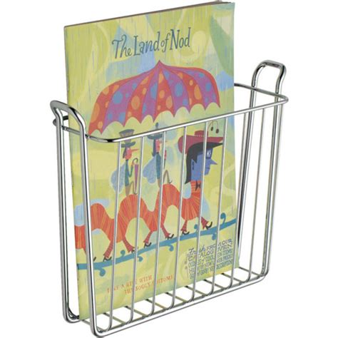 bathroom wall magazine holder wall mount decorative chrome magazine rack bathroom