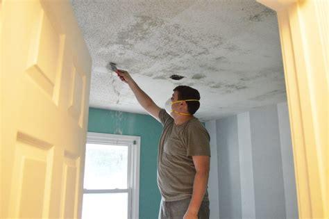 Popcorn Ceiling Asbestos Risk by Nursery Progress Loving Here