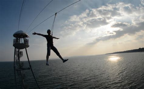 pier zip things to do visit bournemouth