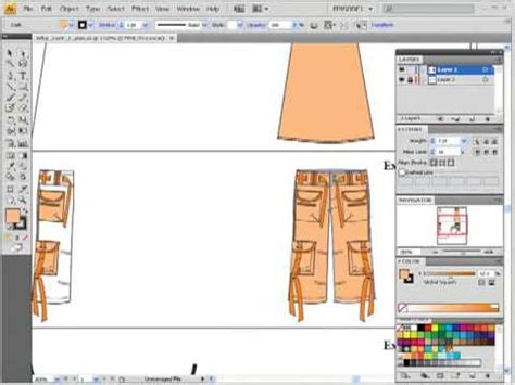 design clothes adobe illustrator exploring problems of quot joining quot fashion flat sketching