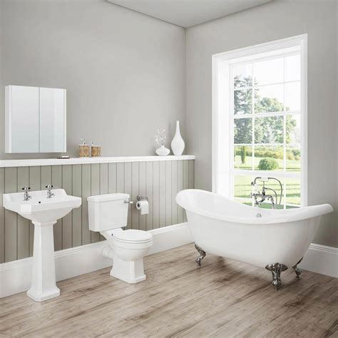 traditional bathroom furniture uk darwin traditional bathroom suite now at