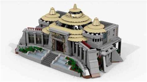 Lego Bricks Architect 7099 3107 the 25 best lego jurassic park ideas on lego