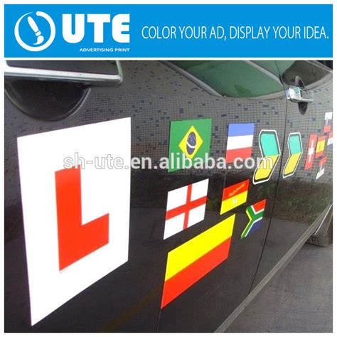Car Door Sticker Printing
