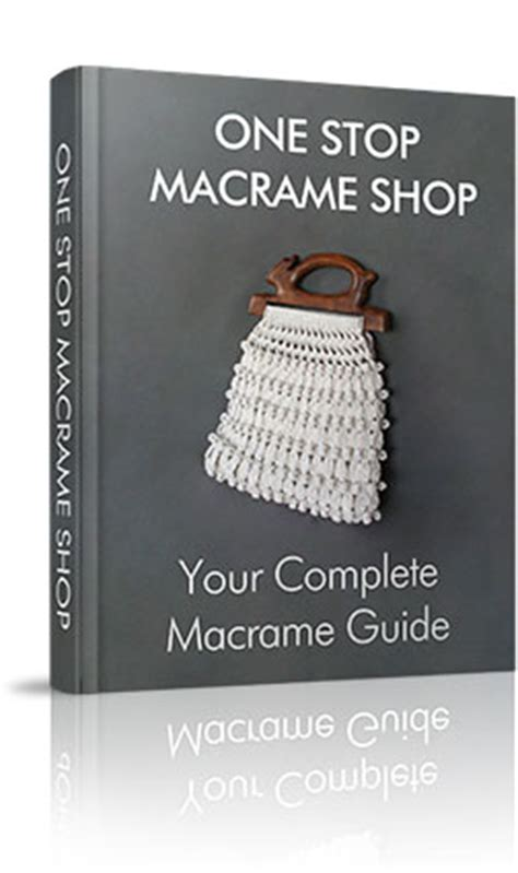 Macrame Shop - macrame patterns macrame