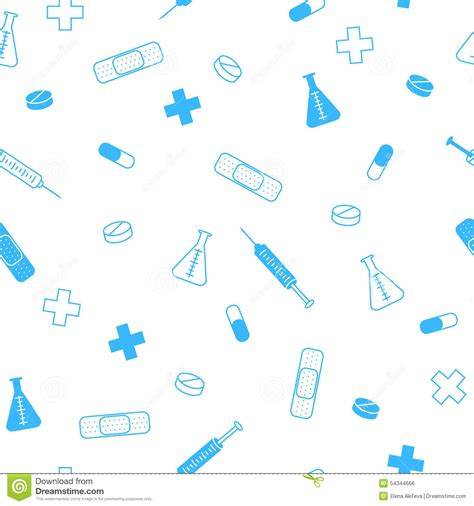 abstract health pattern abstract background health medicine tablet patch syringe
