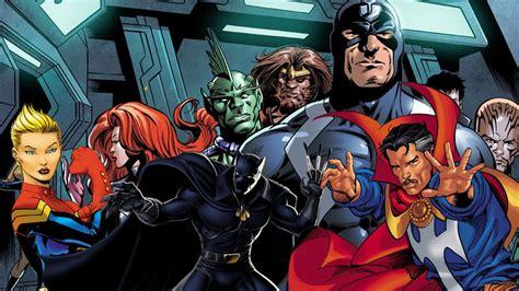 marvel reveals black panther captain marvel inhumans avengers et s il n y avait pas de phase 4 chez marvel studios