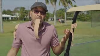 johnny bench blue emu blue emu tv spot golf course featuring johnny bench