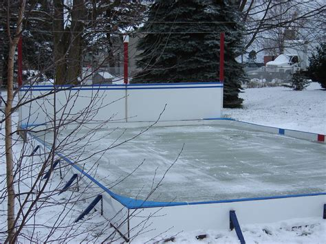 backyard ice rink tarps ultimate 7 ply liners