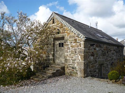 Tiny House Vacations by Cozy And Romantic Lofty Stone Cottage