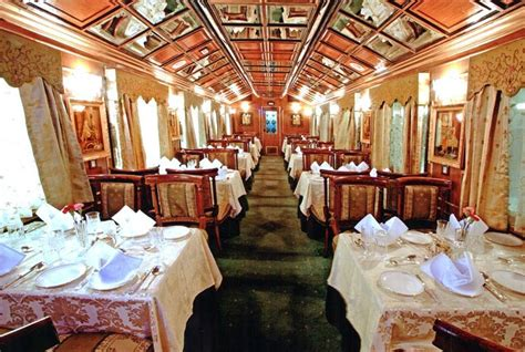 Maharaja Express Train by From The Luxurious Palace On Wheels To The Spiritual