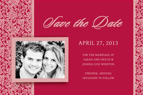 Wedding Announcements Exles by Beautiful Wedding Announcements Arizona Wedding Ideas 2018
