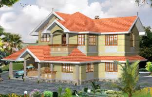 Kerala Building Construction 2000 Sqft 3bhk House Plan House Plans Kerala Kollam
