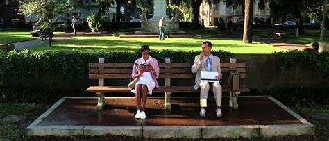 forrest gump park bench scene forrest gump park bench scene 28 images forrest gump